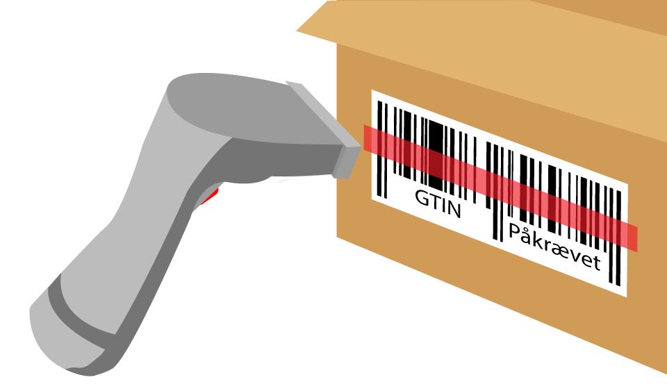 gtin påkrævet google shopping